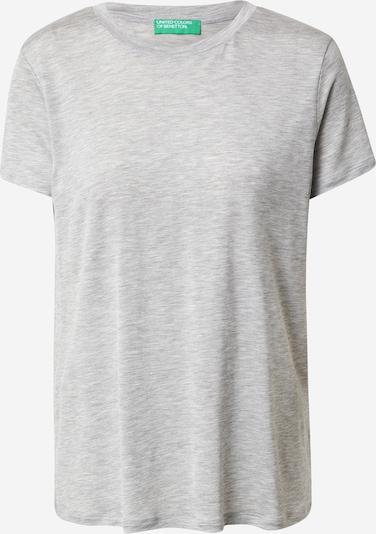 UNITED COLORS OF BENETTON Majica u siva melange, Pregled proizvoda