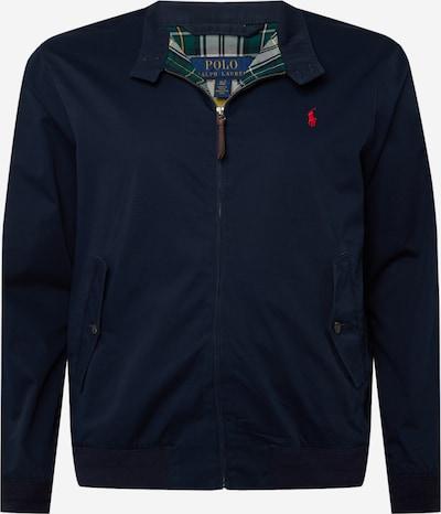 Polo Ralph Lauren Big & Tall Prechodná bunda 'BARACUDA' - námornícka modrá, Produkt