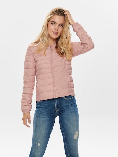 ONLY Jacke in rosa: Frontalansicht