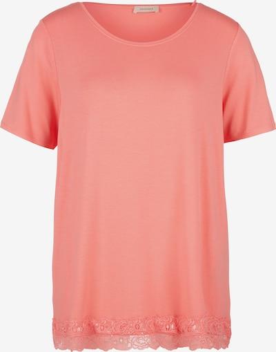 TRIANGLE T-Shirt in rosa, Produktansicht