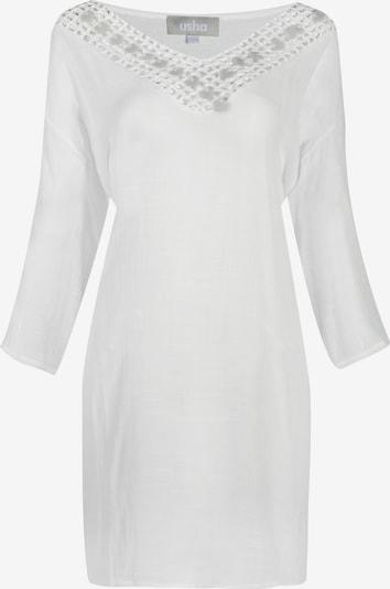 Usha Tuniek in de kleur Wit, Productweergave