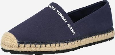 Espadrilės iš Tommy Jeans , spalva - tamsiai mėlyna, Prekių apžvalga