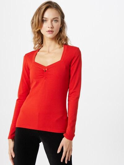 Blutsgeschwister Majica u crvena: Prednji pogled