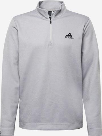 ADIDAS PERFORMANCE Sportsweatshirt i grå