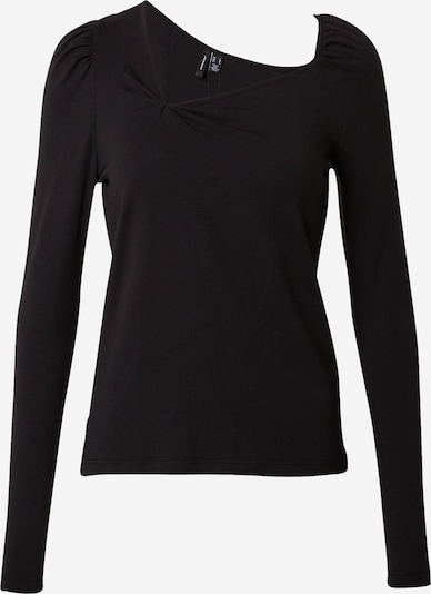 VERO MODA Shirt 'Panda' in schwarz, Produktansicht