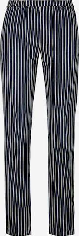 s.Oliver Pyžamové nohavice - Modrá