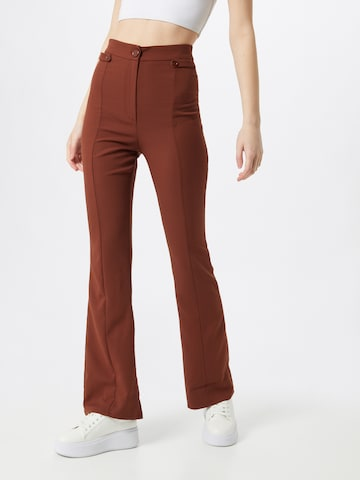 Pantalon Trendyol en marron