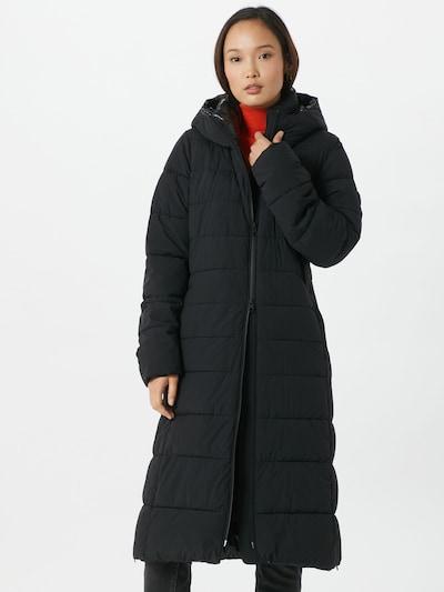 CINQUE Mantel in schwarz, Modelansicht