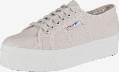 SUPERGA Sneaker in hellgrau, Produktansicht