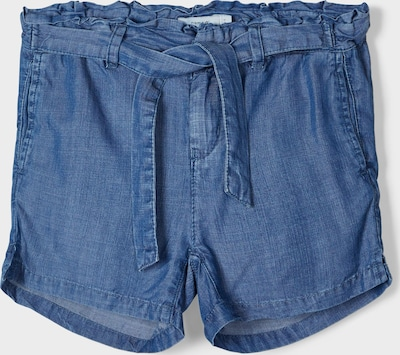NAME IT Shorts 'Randi' in blue denim, Produktansicht