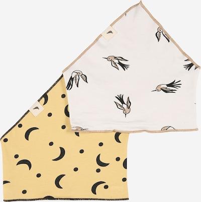 Turtledove London Pañuelo en beige / marrón / amarillo / negro, Vista del producto