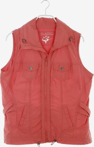 michele boyard Vest in XXL in Orange