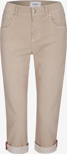 Angels Jeans 'Cici TU' in sand / weiß, Produktansicht