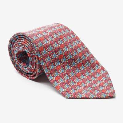 HERMÈS Krawatte in One Size in rot, Produktansicht