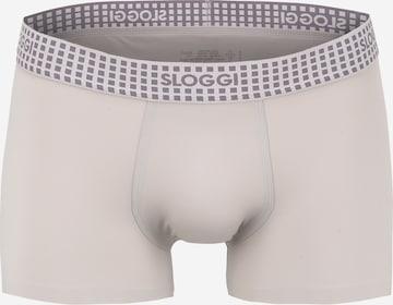 Boxers SLOGGI en gris