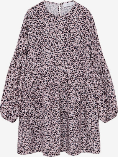 MANGO KIDS Kleid 'Doty' in mischfarben / weiß, Produktansicht