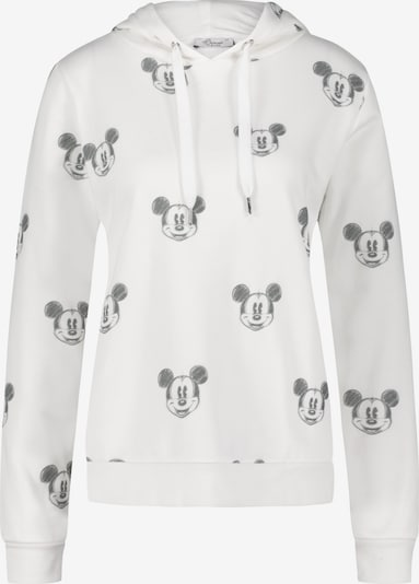 PRINCESS GOES HOLLYWOOD Hoodie 'MICKEY FACES' in weiß, Produktansicht