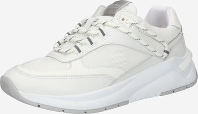 BOSS Baskets basses 'Skylar' en blanc, Vue avec produit