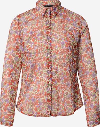 Trendyol Bluse i blandingsfarvet, Produktvisning