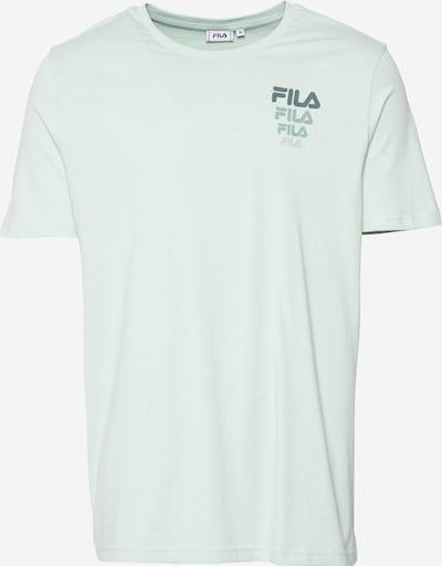 FILA T-Shirt 'Declan' in mint / pastellgrün / dunkelgrün, Produktansicht