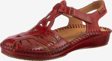 PIKOLINOS Sandale ' Vallarta' in Rot