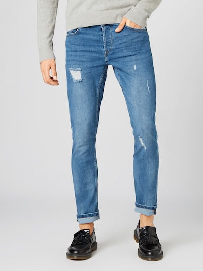 Only & Sons Jeans in blue denim: Frontalansicht