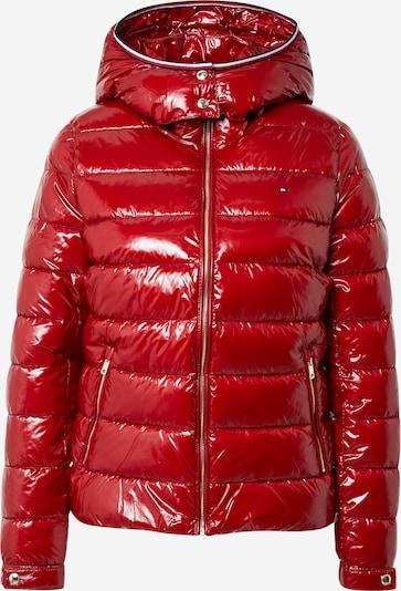 TOMMY HILFIGER Jacke 'GLOSSY' in rot, Produktansicht
