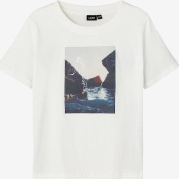 LMTD Shirt 'Laluca' in Weiß
