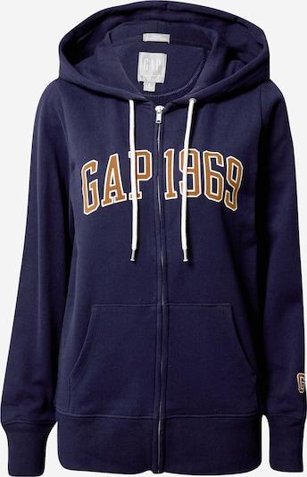 GAP Tepláková bunda 'Chenille' - námornícka modrá, Produkt