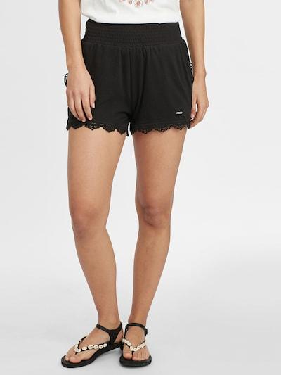 O'NEILL Kalhoty 'Drapey ' - černá, Model/ka
