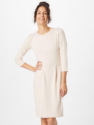 ABOUT YOU Kleid 'Jeanine' in Beige