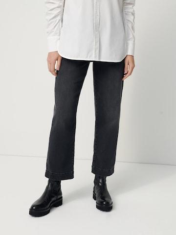 Someday Jeans 'Chenila' i grå