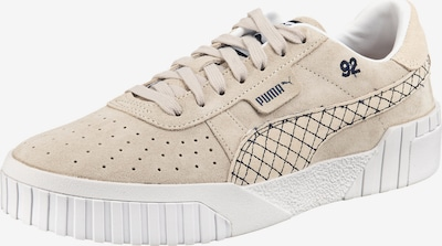 PUMA Sneaker 'Cali Suede' in kitt / marine, Produktansicht