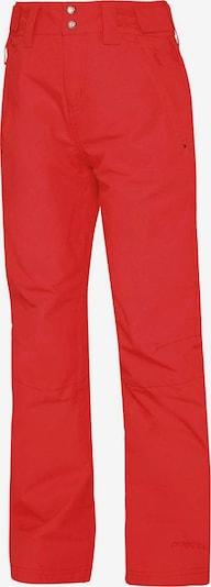 PROTEST Sporthose ' JACKIE JR snowpants ' in orange, Produktansicht
