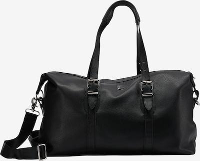 DreiMaster Klassik Weekender in schwarz, Produktansicht