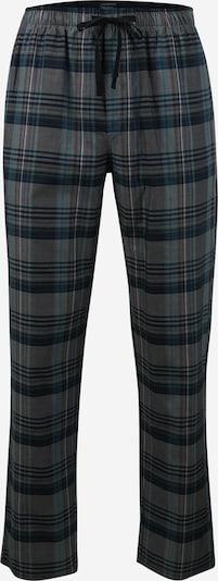 SCHIESSER Pyjamabroek in de kleur Spar / Donkergroen, Productweergave