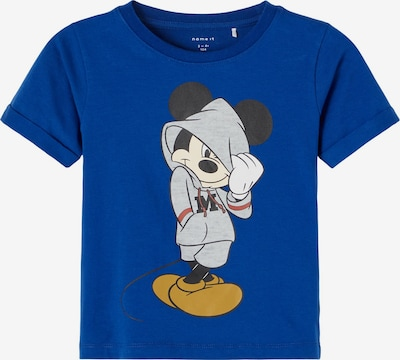 NAME IT Shirt 'MICKEY' en blau, Vue avec produit