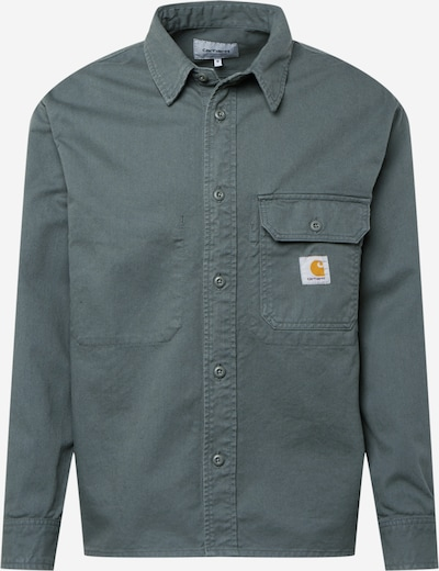 Carhartt WIP Košeľa 'Reno' - smaragdová, Produkt