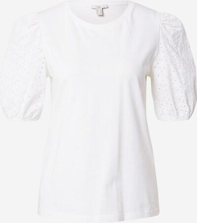 EDC BY ESPRIT Shirt in offwhite, Produktansicht