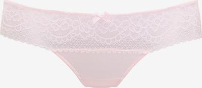 LASCANA Stringi w kolorze różowy pudrowym, Podgląd produktu