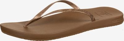 REEF Strand-/badschoen 'Cushion Bounce' in de kleur Bruin, Productweergave