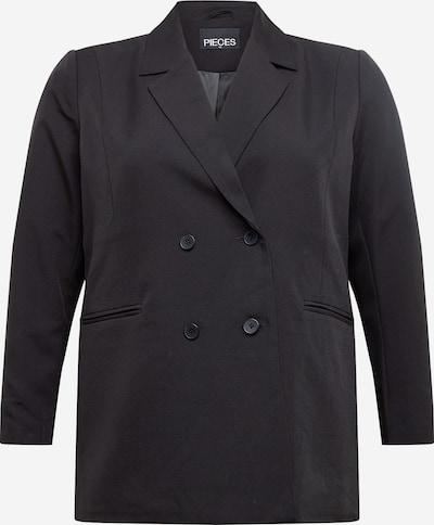 PIECES (Curve) Blazer 'GIGI' en noir, Vue avec produit