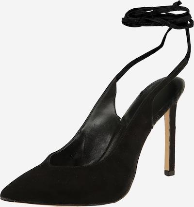 Nine West Zapatos destalonado 'TALON' en negro, Vista del producto