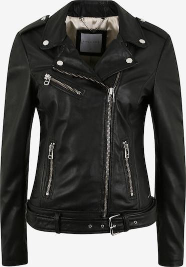 RINO & PELLE Lederjacke JIRAY in schwarz, Produktansicht
