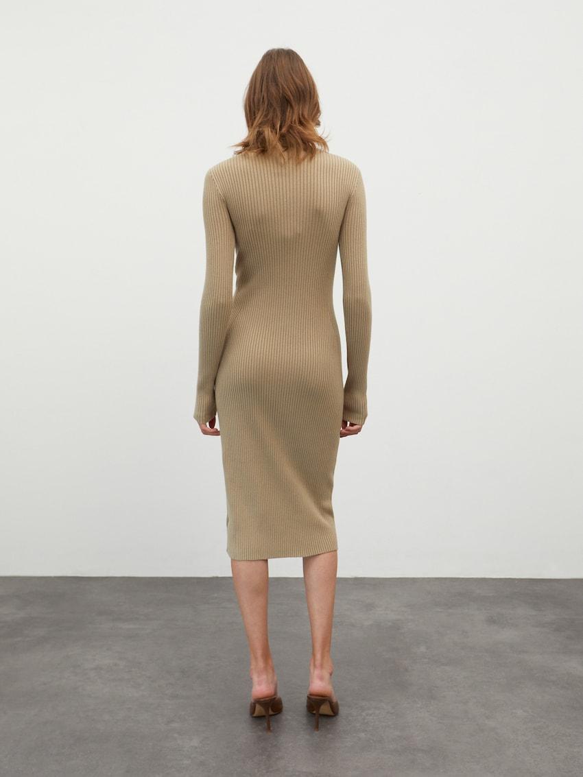Gebreide jurk 'Hada'
