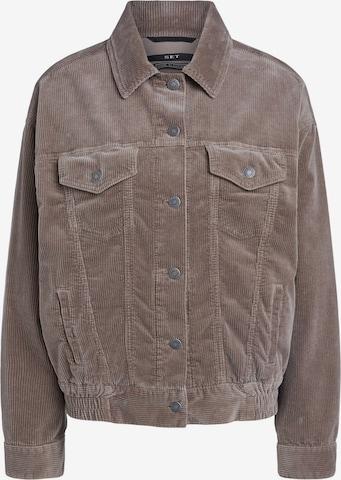 SET Between-Season Jacket in Grey