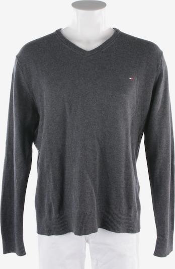 TOMMY HILFIGER Pullover / Strickjacke in XL in dunkelgrau, Produktansicht