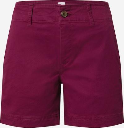 GAP Pantalon en rose foncé, Vue avec produit
