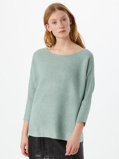 VERO MODA Džemperis, krāsa - pasteļzaļš, Modeļa skats