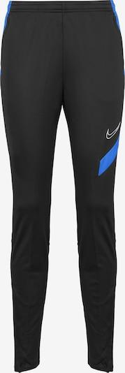 NIKE Trainingshose 'Academy' in blau / schwarz, Produktansicht